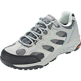 Hi-Tec Wild-Fire Low i WP Shoes Women cool grey/graphite/iceberg green
